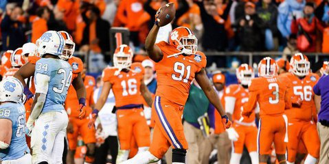 Austin Bryant will be counted to help replace Shaq Lawson