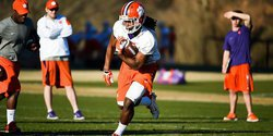 Tyshon Dye sends out farewell message to Clemson fans