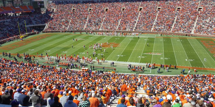 Orange and White: Halftime Observations