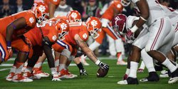 Guillermo says offensive line passed test against Tide