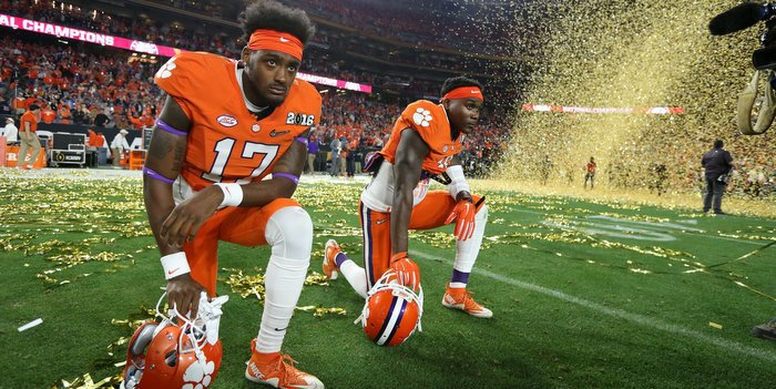 Can Clemson rise above Monday's loss? The easy answer is yes