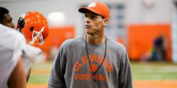 Venables on the spring game: We will find out who can play