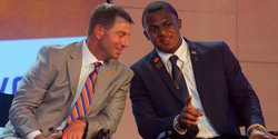 Tigers take center stage at ACC Football Kickoff