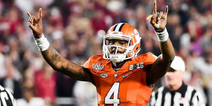 Watson will make his second trip to Auburn this Saturday