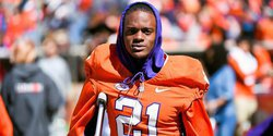 Clemson injury report vs. South Carolina