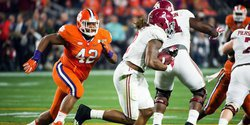 With Kiffin out at Bama, how does that affect Clemson's defense?