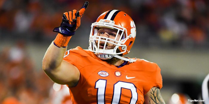 Boulware annoyed by