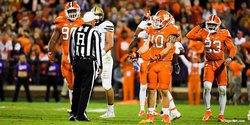 Full Throttle: Venables, Joseph describe scrappy Ben Boulware