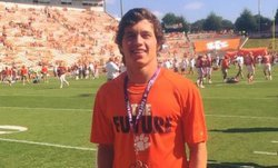 In-state WR officially signs with Clemson