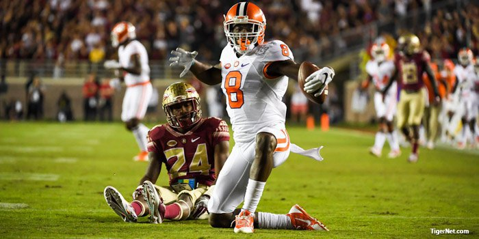Deon Cain says the Tigers are going to get Florida St.'s best shot