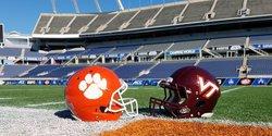 "Swinney recaps ""weird"" day against BC, previews Virginia Tech"