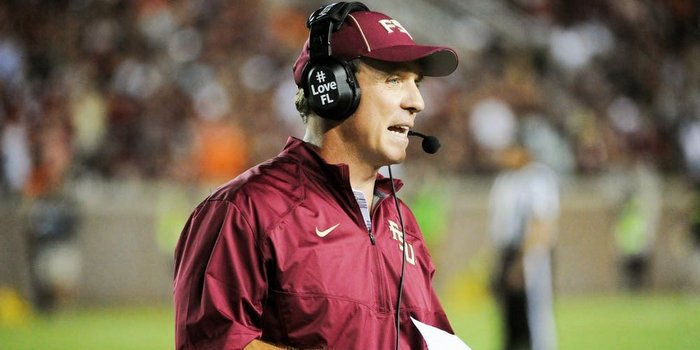Jimbo Fisher expects another great battle in Death Valley Saturday