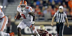 Clemson vs. Boston College Game Notes
