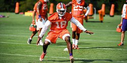 Jadar Johnson determined to learn from last year's safety mistakes
