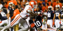 Kendall Joseph reflects on journey before game at Auburn