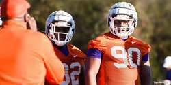 The Boys are Back in Town: Spring practice quick hits