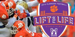 Lift for Life event set for July 15