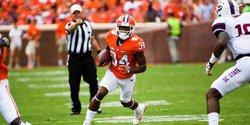Clemson Injury Report vs. Syracuse