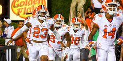Clemson at Auburn: Who got the snaps?