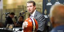 The Talk Is Over: Swinney breaks down Auburn