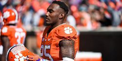 Cordrea Tankersley selected #97 overall in 2017 NFL Draft