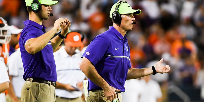 Venables says he'll have his defense ready