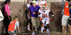 Brent Venables nominated for national coaching award