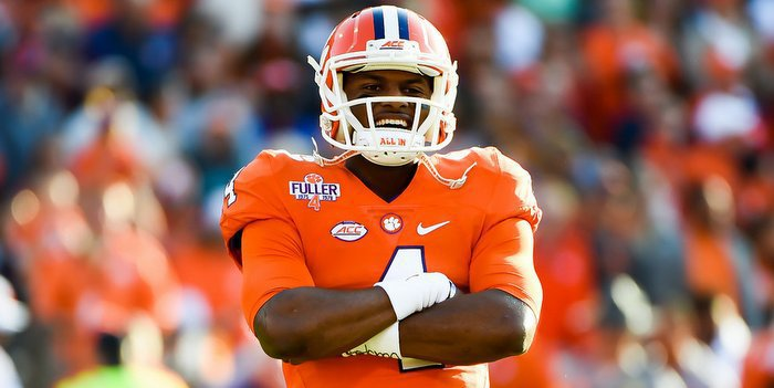 Watson and the Tigers can wrap up the ACC Atlantic with a win Saturday