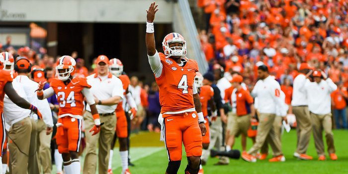 Watson's grace will be on display in Death Valley just seven more times