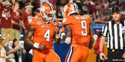 Clemson makes top-10 ranking for current pro, college talent