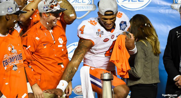 Watson named Heisman finalist for second time