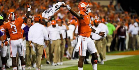 Swinney says Watson is the most complete player in the country