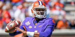 Latest Heisman odds for Deshaun Watson