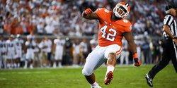 Three Tigers on McShay's way-too-early 2018 NFL mock draft