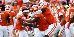 "Swinney says team not lucky: ""They know how to win"""