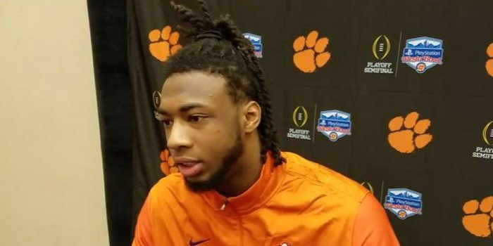 Mike Williams said getting back to the CFB Playoffs was a big motivation for him.