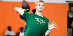 Clemson QB commit throws 3 TD's to win state title