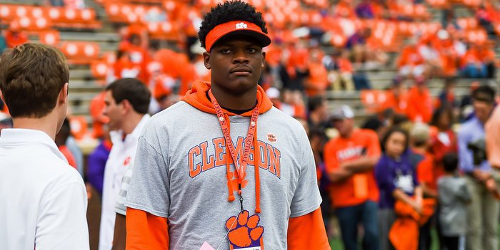 Wynn picked up an offer from Brent Venables Saturday