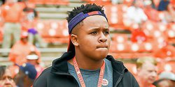 Clemson in top group with 3-star OT