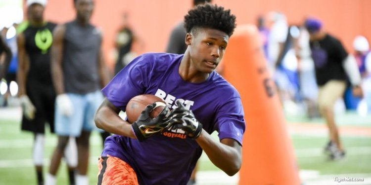 Three Clemson commits named finalists for Mr. Football
