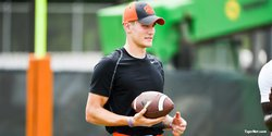 Dabo Swinney talks mid-year enrollees, Hunter Johnson's impact
