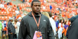 Clemson offers in-state 2018 OL