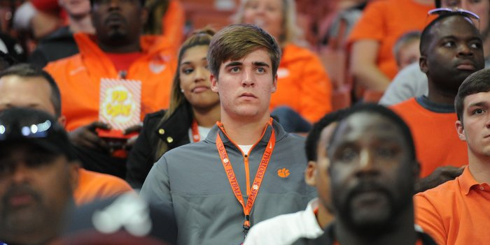 Spiers takes in Clemson's win over Miami Saturday