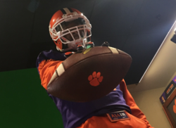 3-star DB commits to Clemson