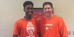Charlotte shooting-guard phenom gets offer during Clemson visit