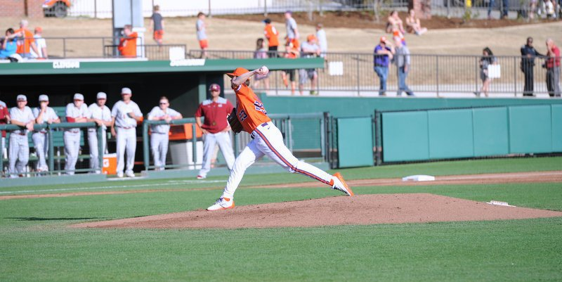 Barnes struck out a career-high 11