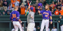 A Beer, a blast and Jackson's pitching lead Tigers past Spartans