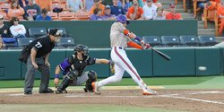 Jackson homers twice, Tigers stay hot in shutout of Furman