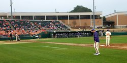 Jackson's blast lifts Tigers in win over Catamounts