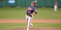 MLB draft: Clemson junior RHP selected by Twins